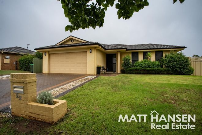 Picture of 22 Lachlan Way, DUBBO NSW 2830