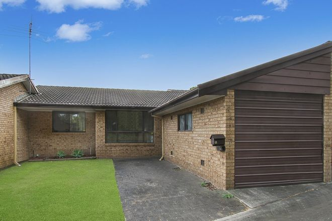Picture of 8/34 Ainsworth Crescent, WETHERILL PARK NSW 2164