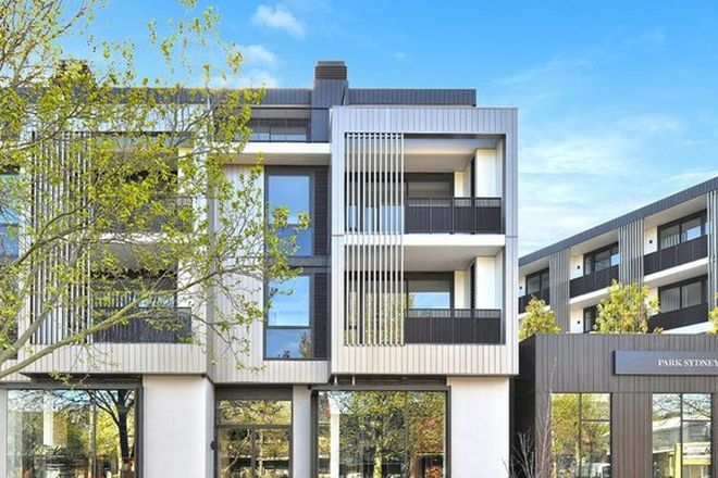 Picture of C615/52 Ashmore Street, ERSKINEVILLE NSW 2043