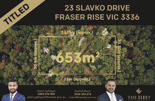 Picture of 23 Slavko Drive, Fraser Rise VIC 3336