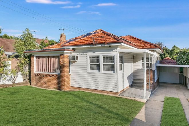 Picture of 144 Dunmore Street, WENTWORTHVILLE NSW 2145