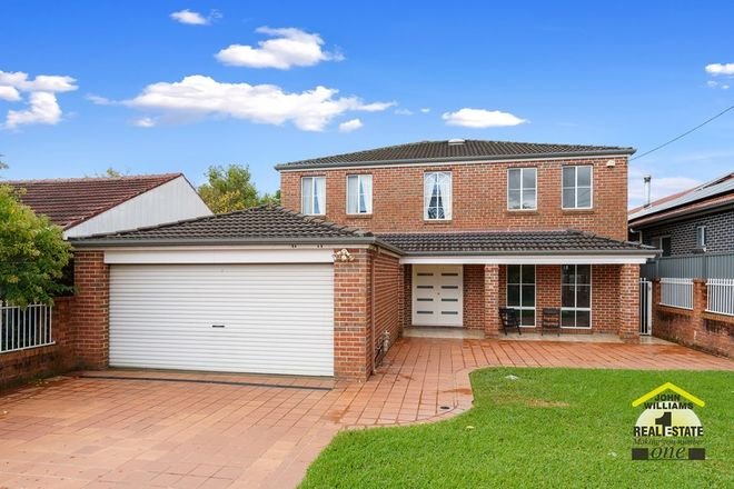 Picture of 15 Waratah Street, OLD GUILDFORD NSW 2161