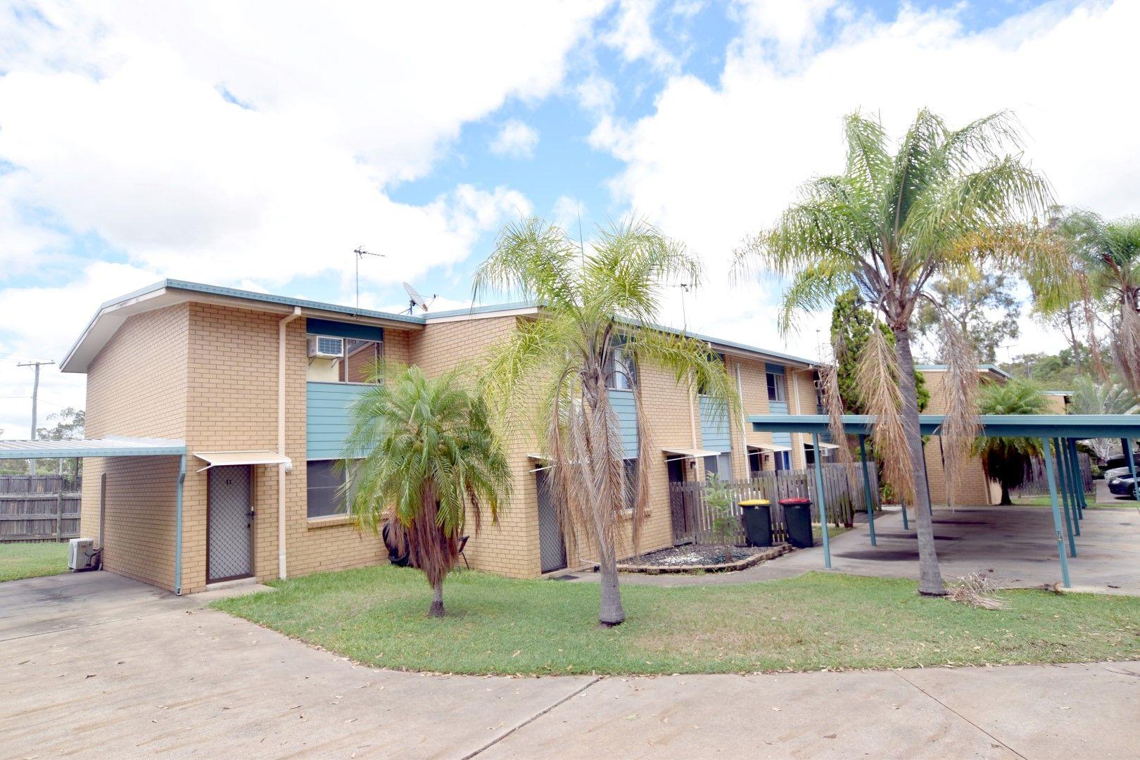 4/16 McCann Street, South Gladstone QLD 4680, Image 0