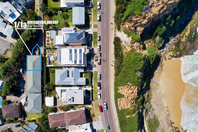 Picture of 1/1A Wrightson  Avenue, BAR BEACH NSW 2300