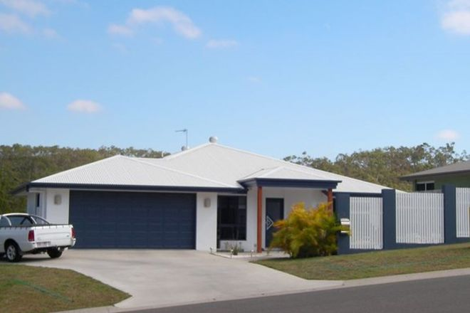 Picture of 3 Dolphin Terrace, SOUTH GLADSTONE QLD 4680