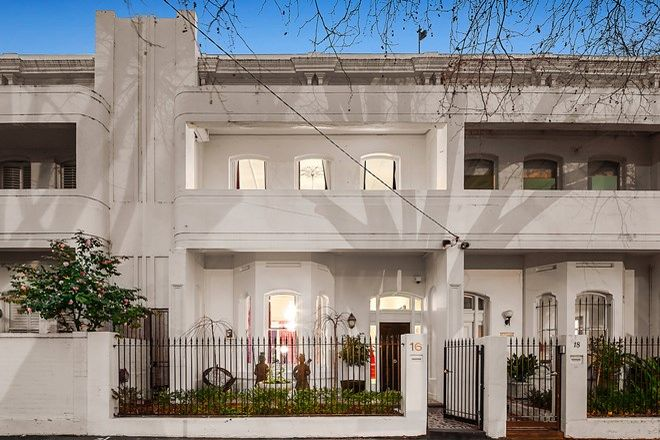 Picture of 16 Mary Street, ST KILDA WEST VIC 3182