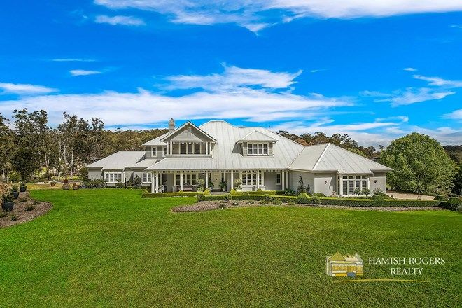 Picture of 10 Farm Road, KENTHURST NSW 2156