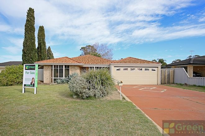 17 Bancroft  Close, GREENFIELDS WA 6210