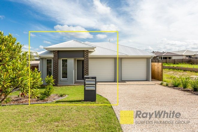 Picture of 1/59 Rural Street, PARK RIDGE QLD 4125