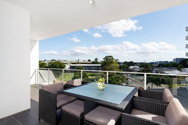 Picture of 504/8 Bank Street, WEST END QLD 4101