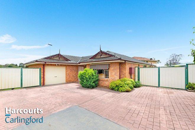Picture of 23 Bouchet Crescent, MINCHINBURY NSW 2770