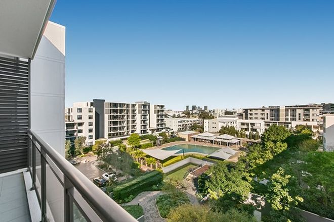 Picture of 615/14 Baywater Drive, WENTWORTH POINT NSW 2127