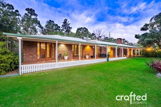 Picture of 17 Hickey Road, PARK RIDGE SOUTH QLD 4125