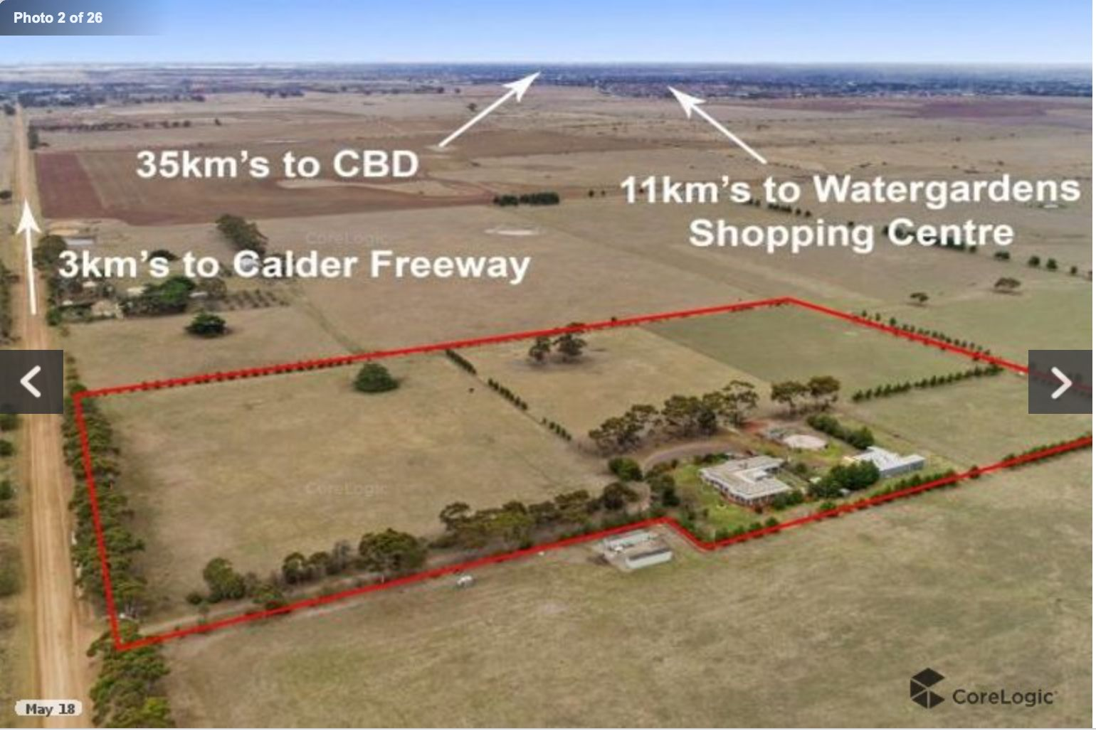 527-561 Holden Road, Plumpton VIC 3335, Image 2