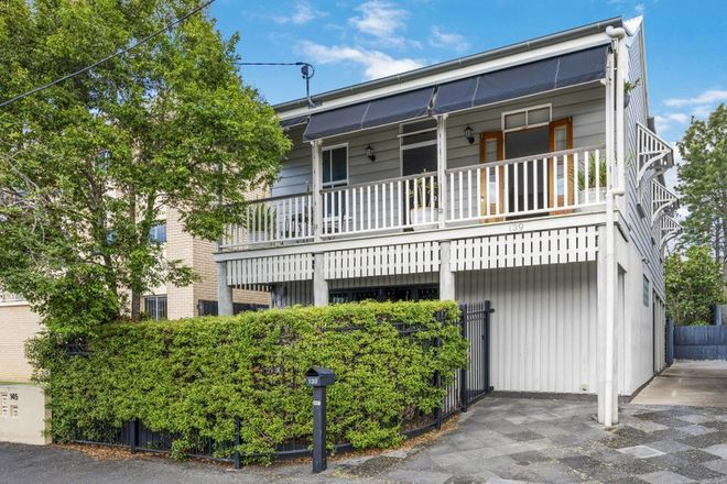 Picture of 139 Arthur Street, FORTITUDE VALLEY QLD 4006