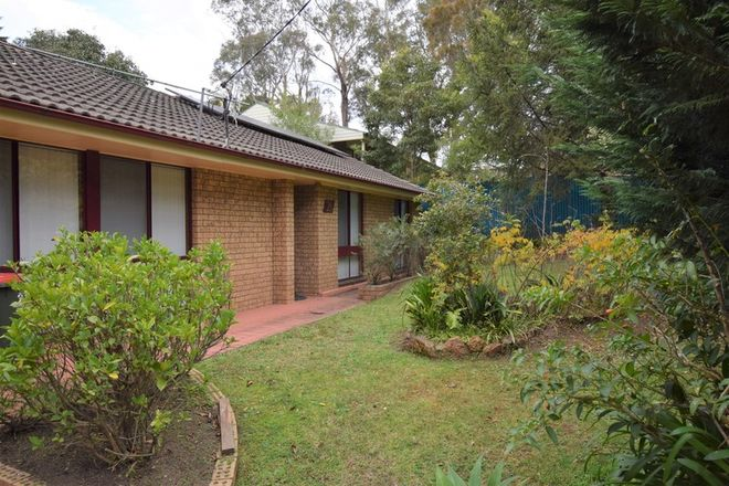 Picture of 21 Red Gum Avenue, HAZELBROOK NSW 2779