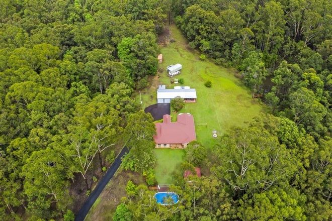 Picture of 3193 Old Gympie Road, MOUNT MELLUM QLD 4550