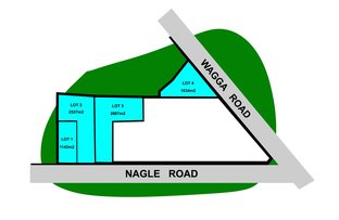 Picture of Nagle  Road, Lavington NSW 2641
