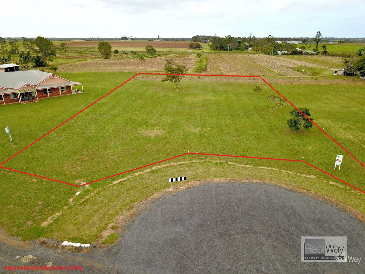Lot 4 Leacy Place, Gooburrum QLD 4670, Image 1