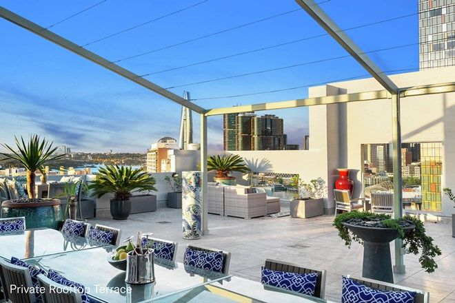 Picture of Penthouse 13/243 Pyrmont Street, PYRMONT NSW 2009