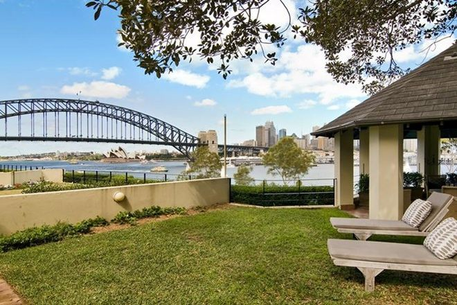 Picture of 2/1 East Crescent, MCMAHONS POINT NSW 2060