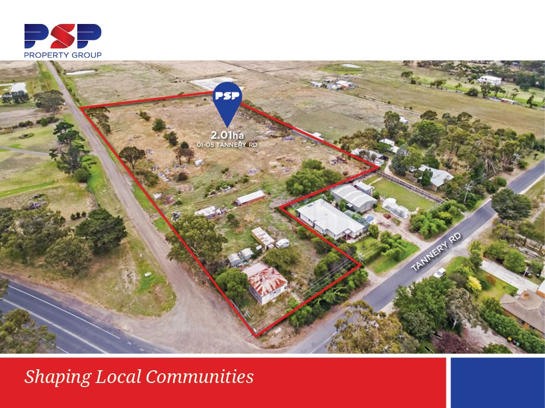 1-5 Tannery Road, Charlemont VIC 3217, Image 0