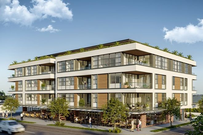 Picture of 204/114 Tudor Street, HAMILTON NSW 2303