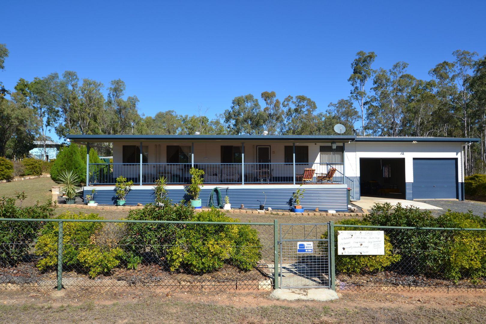 15 Elizabeth St, Duaringa QLD 4712, Image 0