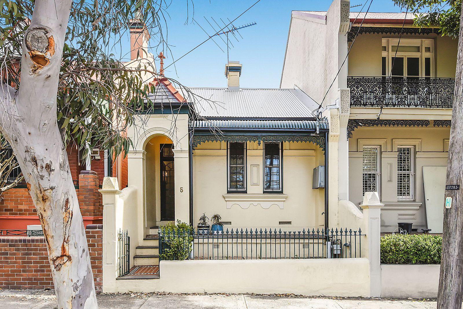 5 Hopetoun Street, Camperdown NSW 2050, Image 0