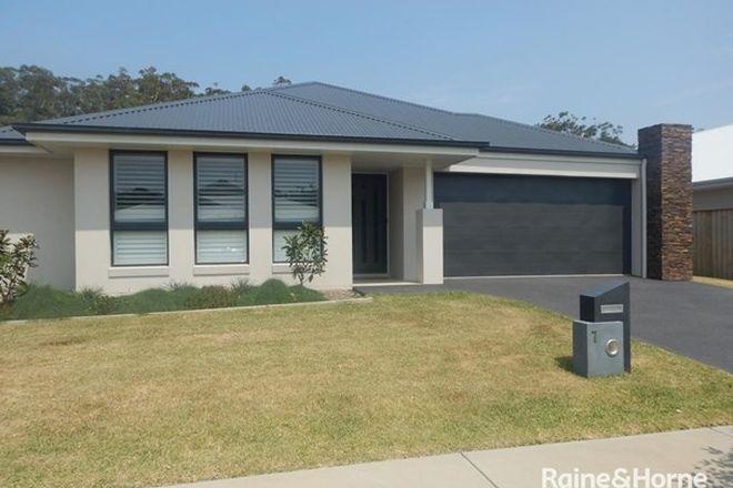 Picture of 7 Water Vine Street, SAPPHIRE BEACH NSW 2450