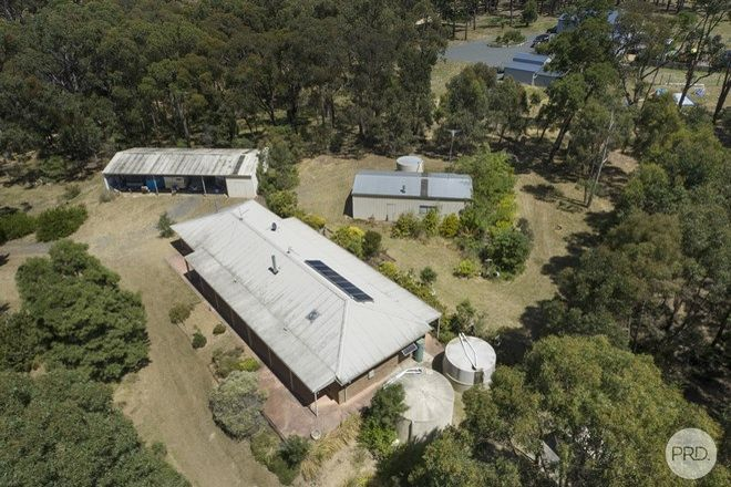 Picture of 55 Eaglehawk Road, LAL LAL VIC 3352