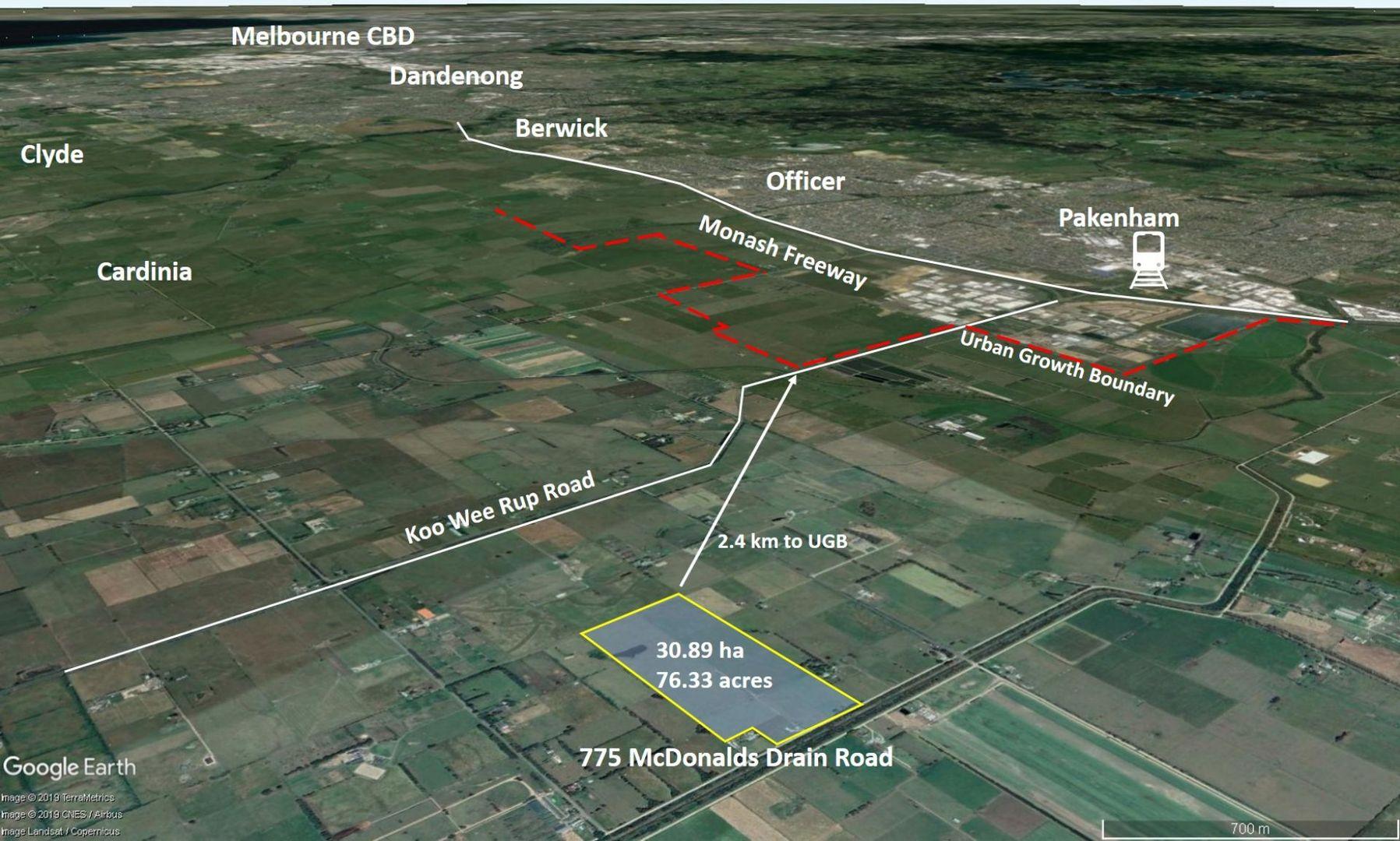775 McDonald's Drain Road, Pakenham South VIC 3810, Image 1