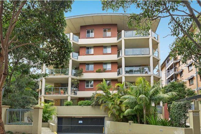 Picture of 201/40-44 Ocean Street North, BONDI NSW 2026