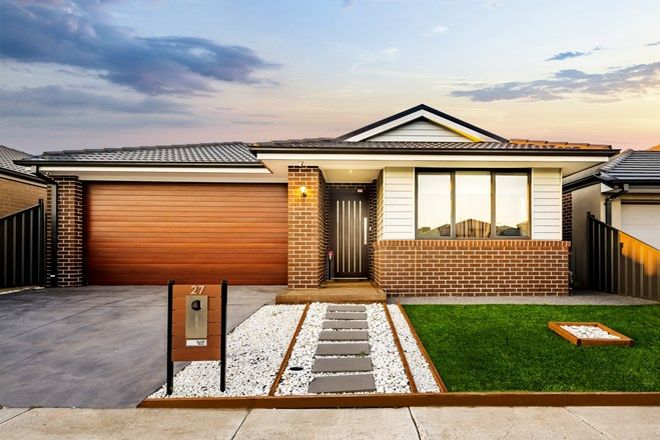 Picture of 27 Observation Way, ROXBURGH PARK VIC 3064