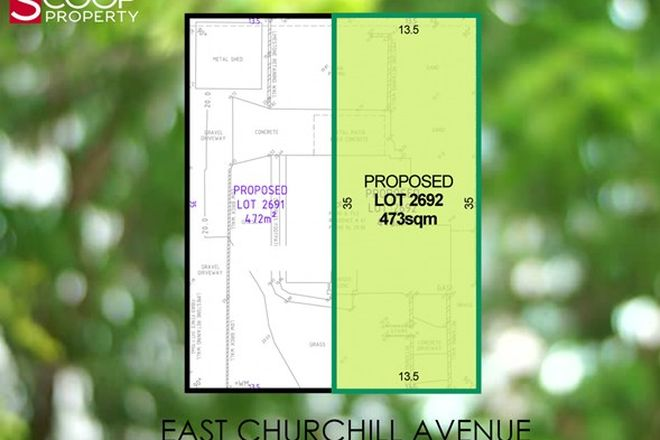 Picture of Lot 2692 / 61 East Churchill Avenue, BEELIAR WA 6164