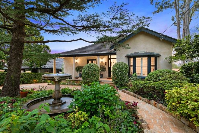 Picture of 17 Shirley Road, ROSEVILLE NSW 2069