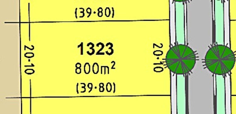 Lot 1323/16 Learmonth Avenue, Kialla VIC 3631, Image 1