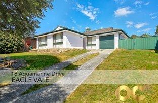 Picture of 18 Aquamarine Drive, Eagle Vale NSW 2558