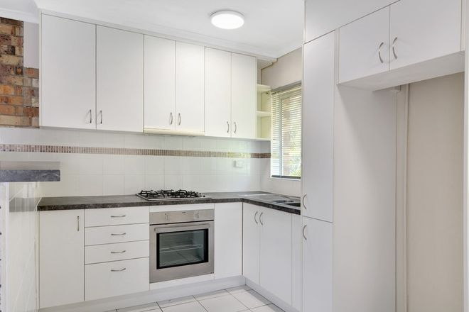 Picture of 6/44 Underhill Avenue, INDOOROOPILLY QLD 4068