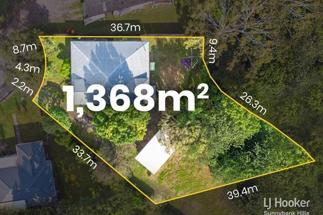 Picture of 17 Woodford Street, HOLLAND PARK WEST QLD 4121