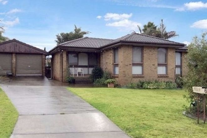 Picture of 6 Trobriand Crescent, GLENFIELD NSW 2167