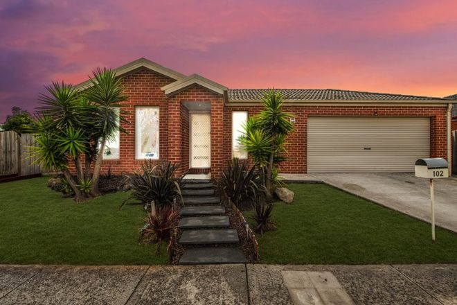 Picture of 102 Webster Way, PAKENHAM VIC 3810