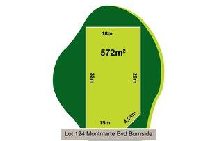 124 Montmarte  Boulevard, Burnside VIC 3023