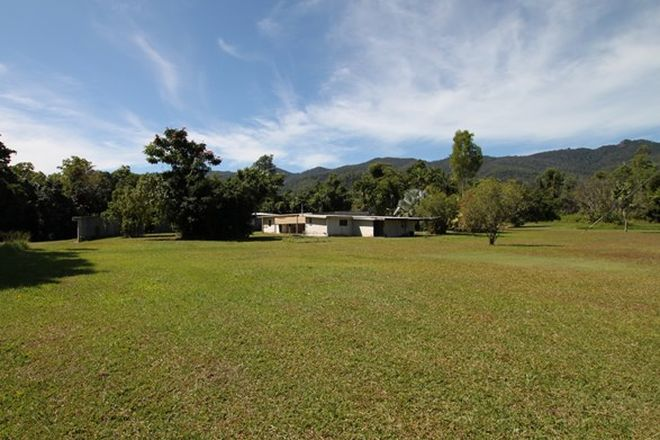 Picture of 629 Tully Gorge Road, JARRA CREEK QLD 4854