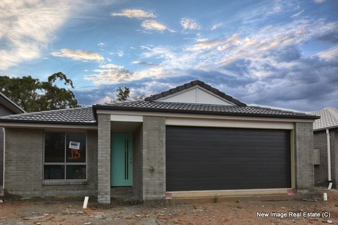 Picture of Lot 13 Claussen Street, BROWNS PLAINS QLD 4118