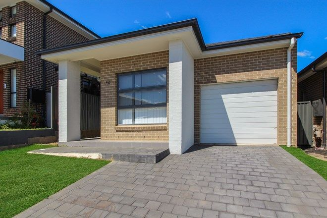 Picture of 40 Fogarty Street, GREGORY HILLS NSW 2557