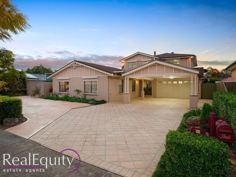 20 Rugby Crescent, Chipping Norton NSW 2170, Image 0