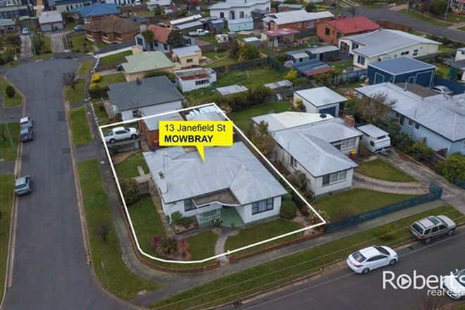 Picture of 13 Janefield Street, MOWBRAY TAS 7248