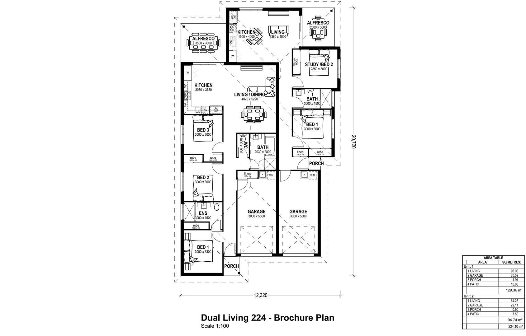 Lot 42 Glendale St, Andergrove QLD 4740, Image 2