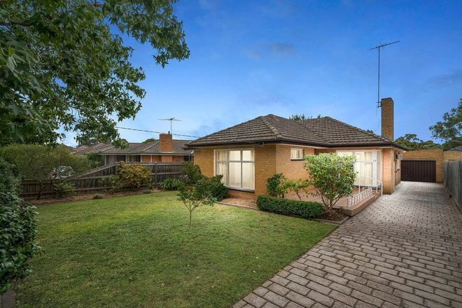 Picture of 13 Argyll Street, MALVERN EAST VIC 3145